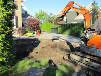 bobcat and excavator service vancouver