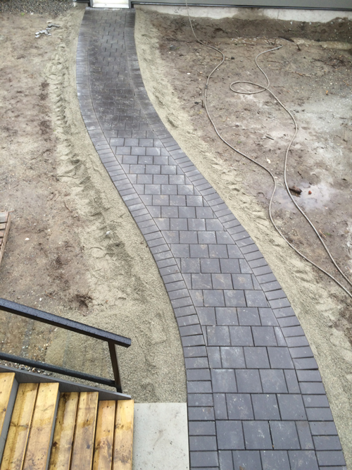 paving stone pathway vancouver