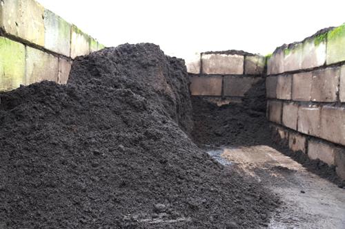 Top soil amender
