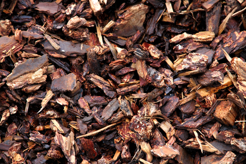 Bark Mulch Chunks