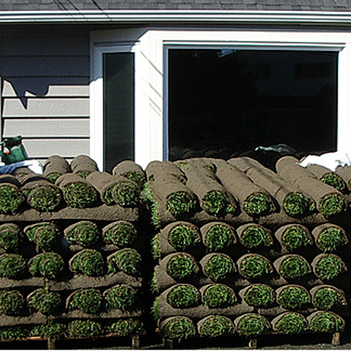 small sod rolls